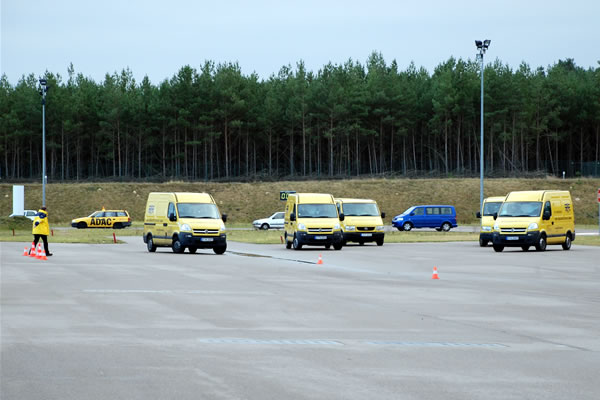 ADAC Fahrsicherheits-Training